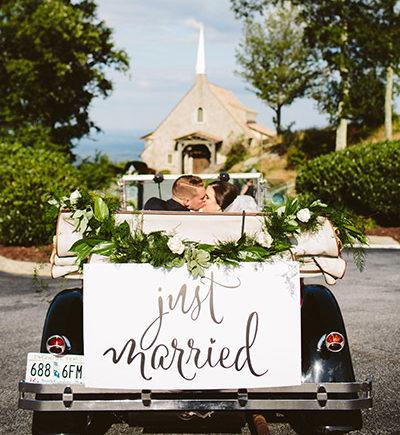 We Offer Wedding Bliss